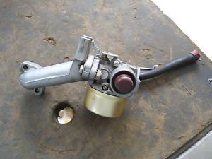 Tecumseh Lawn Mower Engine Carburetor