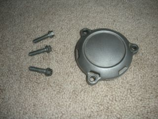 2005 Bombardier Outlander 400 Engine Oil Filter Cover