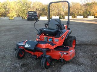 "2008 Kubota ZD331 72"" Zero Turn Riding Lawn Mower"