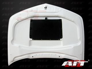 ZL1 Style Function RAM Air FRP Hood for Chevy Camaro 2010 2012