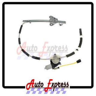 New Jeep Cherokee Front Left Driver Power Window Regulator w Motor Driver Side