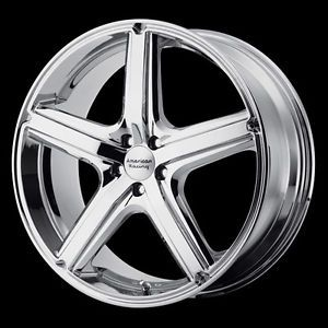 16 inch Chrome Wheels Rims Chevy Camaro Pontiac Firebird 5x4 75 1993 2002 5 Lug