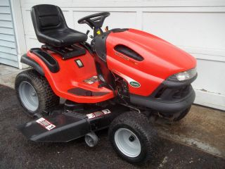 "Lawn Tractor John Deere Scotts 20HP 48"" Automatic Illinois No Shipping"