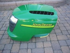 John Deere Riding Mower L130 Hood