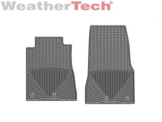 Weathertech® All Weather Floor Mats Ford Mustang 2013 2014 Grey