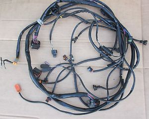 Sea Doo 787 GTX GSX GTI XP Rotax 787 RFI Main Wiring Harness Extra Wire Loom