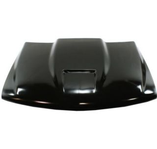 Cowl Hood Primered Direct Fit RAM Air New Steel Auto