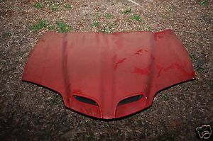98 02 Firebird Trans Am WS6 RAM Air Hood Factory Genuine