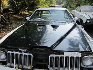 1973 74 75 Pontiac Grand Am Naca RAM Air Hood RARE Parting Out A Complete Car