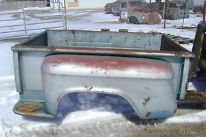 1957 57 Chevy Pickup Truck Short Stepside Bed 1958 58 1959 59 1956 56 1955 55