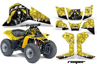 AMR ATV Graphics Sticker Kit Suzuki LTZ80 Lt 80 Parts