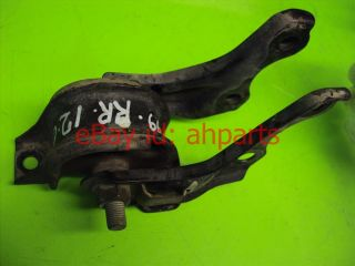 98 99 00 01 Honda CRV CR V Engine Motor Rubber Mount 50810 ST0 980 50827 S10 000
