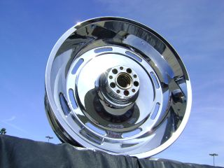 Harley Davidson Softail Custom Chrome Rear Wheel Rim