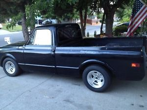 1967 1972 Chevy Short Bed Fleet Side Bed Only No Truck
