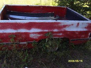 1973 1987 GMC Chevy Full Size Truck Bed