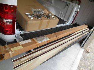GM Bed Box Accessory Hand Rails 73 74 75 Chevy GMC Truck 76 77 78 79 Sierra