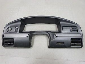 92 96 Ford Bronco F150 F250 Instrument Cluster Surround Dash Bezel Cover XLT 4x4