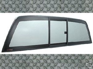 04 08 Ford F150 Truck Sliding Rear Window Back Glass