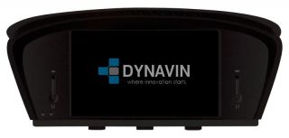 In Dash GPS Navigation Radio for 03 09 BMW E60 5 Series Dynavin