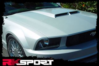 New Ford Mustang GT R Style RAM Air Hood Only Fiberglass Car Body Kit 18011000