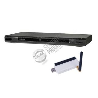 DVD Player Wireless USB Hidden Security Spy Camera DVR Remote View Software