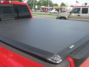 Advantage Premier Thick Vinyl Folding Truck Bed Cover Chevy Silverado 6 1 2'