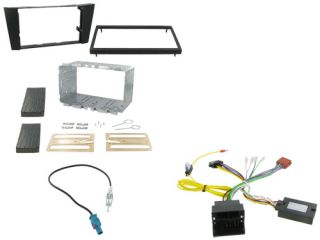Mercedes CLS 2005 Car Stereo Double DIN Radio Replacement Fitting Kit CTKMB05