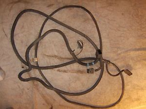 88 94 Chevy GMC Truck Pickup Tail Light Wiring Harness Bed Rail Fuel Fuse Block