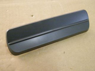 1962 Ford Fairlane 500 Radio Delete Dash Trim Panel