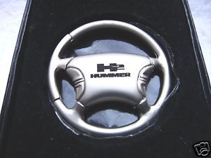Hummer H3 Steering Wheel Key Chain Keyfob Keyring