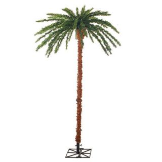 Sterling Inc Palm Tree Pre Lit Artificial Christmas Tree 3240 60C