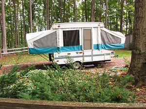 Viking 1906ST Anniversary Pop Up camper Pick Up Only