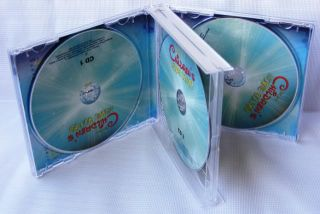 Best Children Movie Songs 3 CD Lion King Jungle Book Beauty The Beast Pocahontas