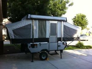 2006 Fleetwood Cobalt Pop Up Camper