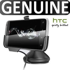 Genuine HTC One x Car Upgrade Kit Car D110 Vehicle Cradle Dock with Car Charger