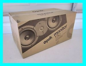 ♥ Polk Audio Monitor 15c ✰ 2 Way Center Channel Home Theater Speaker New Cherry