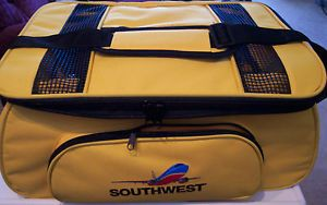 Traveler's Choice Southwest Cat Small Dog Airline Approved Pet Carrier