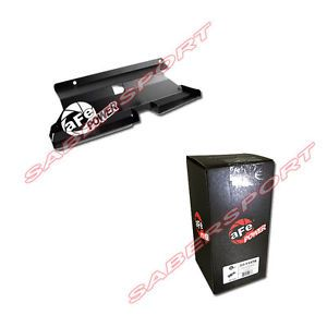 """In Stock"" afe Power Magnum Force Dynamic Air Intake Scoops 2001 2007 BMW E46 M3"