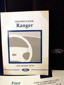 Ford Ranger Owners Manual