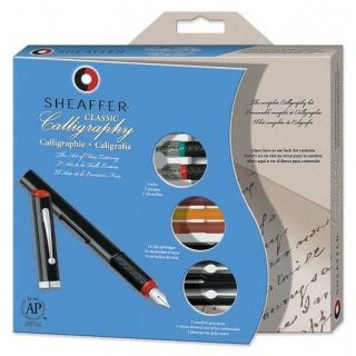 Sheaffer Calligraphy Pen Set SHF73404