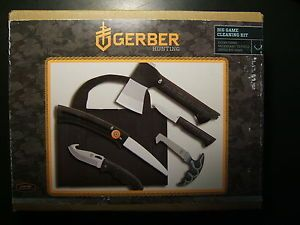 Gerber Hunting Big Game Cleaning Kit 02775 Brand New from Cabela'S