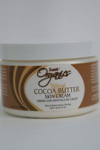 Lusti Organic s Cocoa Butter Cream 10oz Lotion Reduce Stretch Marks Scars