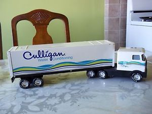 Toy Truck Semi Trailer Culligan Water Conditioning