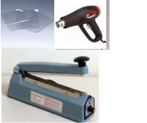 "Complete Shrink Wrap Machine Kit with 8"" Sealer Sale"