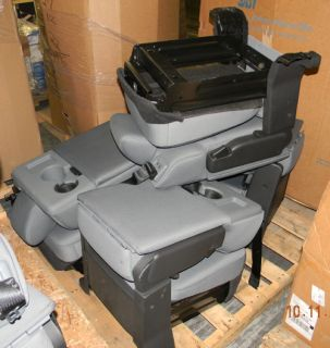 2013 Ford F 250 Center Consoles