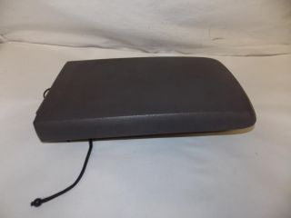 Ford Explorer Center Console Lid
