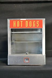 "APW Wyott Hot Dog Steamer DS 1A ""Mr Frank"" Cooker Sausage bratwurst Used"