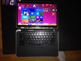 As Is Working Dell XPS 13 WIN8 i5 Processor 128GB SSD Charger Please Read 884116082255