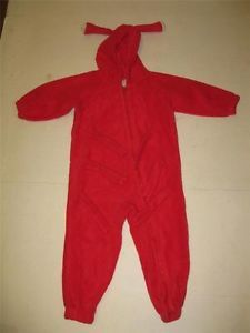 Lands End Lobster Crab Halloween Costume Baby Toddler Boy Girl Size 2T