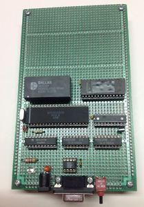 Cosmac 1802 Homebrew Single Board Computer